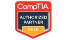CompTIA Authorized Partner (Gold)